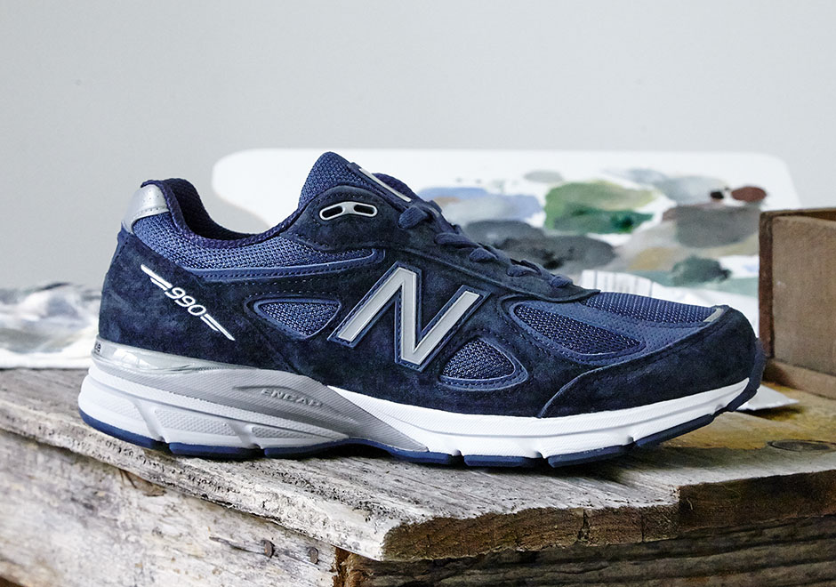 huge discount eb4ed dc0ba The New Balance 990v4 Is Available Today - SneakerNews.com