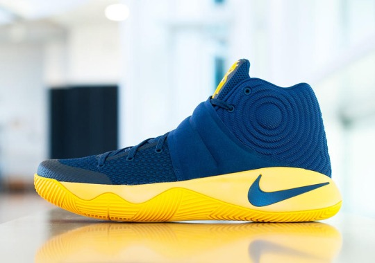 new style 2a13f 30f70 Kyrie Irving's PE That He Just Dropped 31 Points In Will Be Available  Sooner Than Expected