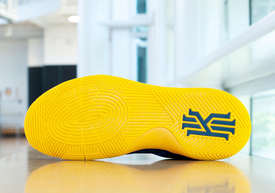 "timeless design 80f37 e8b20 ... Nike Kyrie 2 ""Cavs PE"" ..."