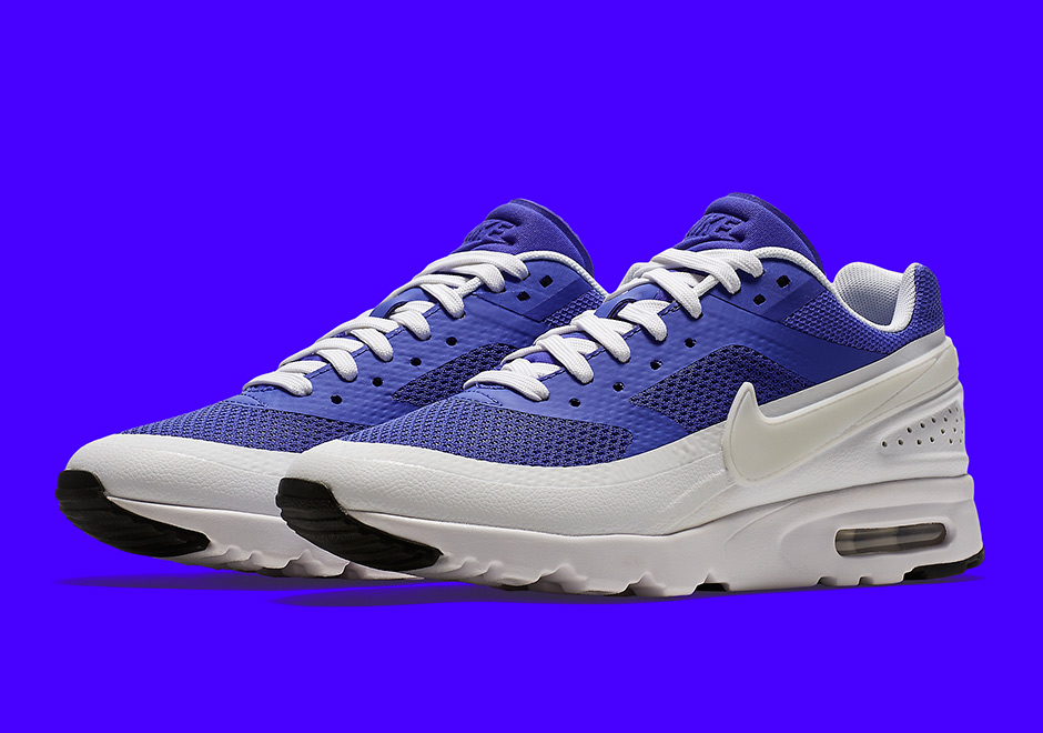 "reputable site a4cbb cab53 Another Take On ""Persian Violet"" On The Nike Air Classic BW"