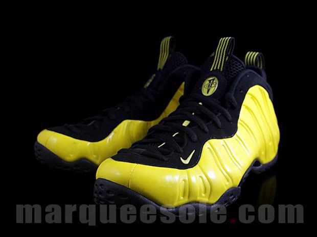 3c4c1b1688ecf Nike Foamposite One Optic Yellow 314996-701