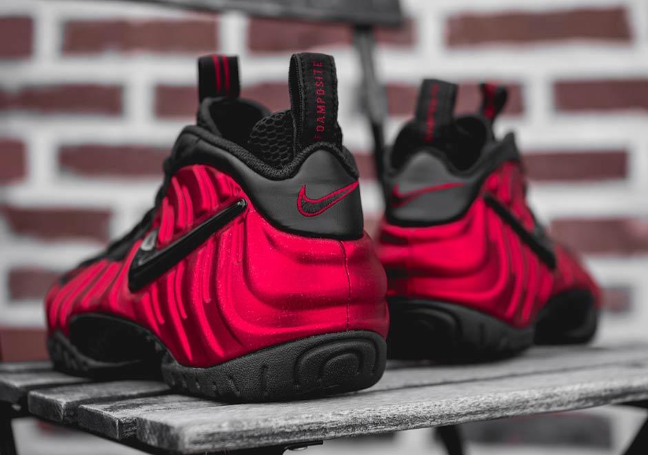 969681342441f Buy Nike Foamposite Pro Varsity Red 624041-604