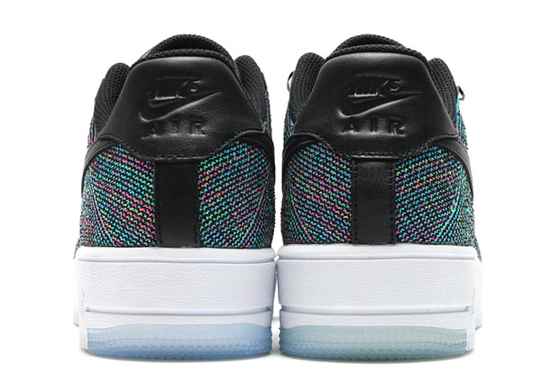 nike air force 1 flyknit sneaker news