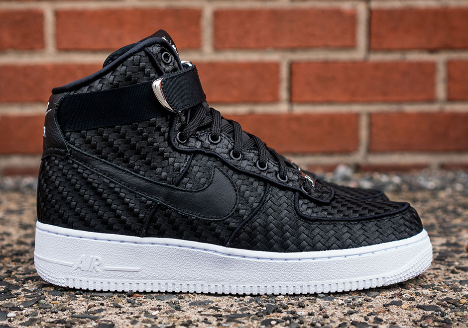 separation shoes 6a51a 0145c The Nike Air Force 1 s recent Flyknit overhaul has been a welcomed  advancement to Bruce Kilgore s iconic silhouette. While the low-top  variation will be ...