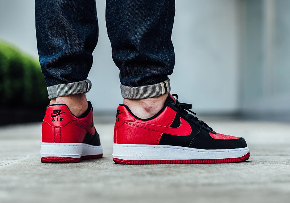 Muitas vezes Nike Air Force 1 Low Bred J-Pack 820266-009 | SneakerNews.com XF83