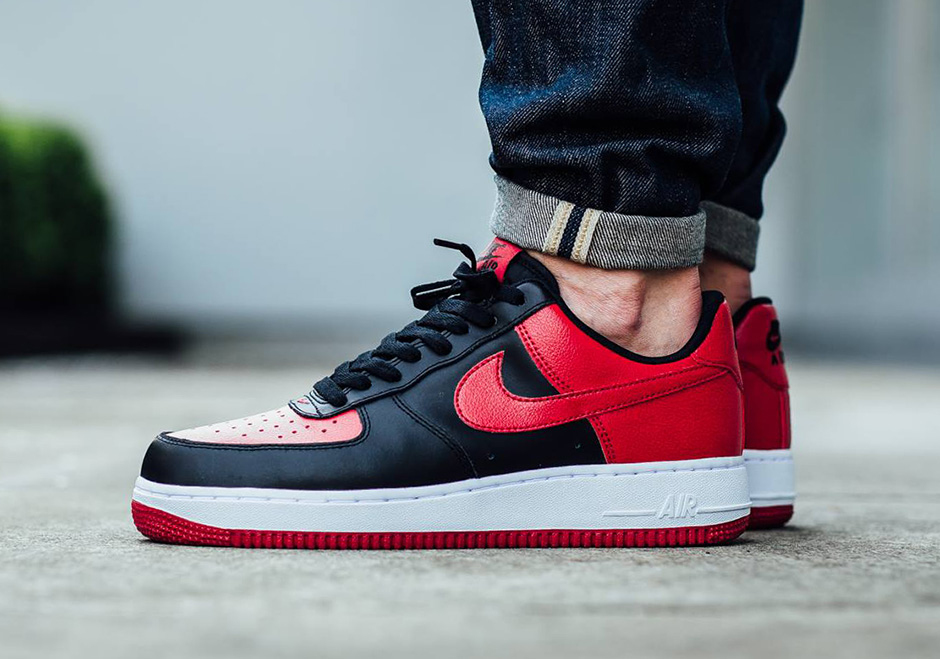 Nike Air Force 1 Low Bred J-Pack 820266-009  c663d3882