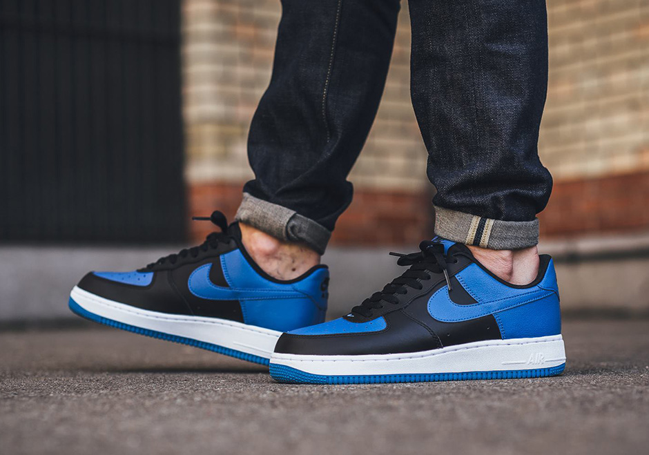 "Nike Air Force 1 Low ""Royal"""
