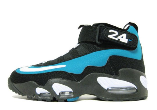 "The Nike Air Griffey Max 1 ""Freshwater"" Is Coming Back"