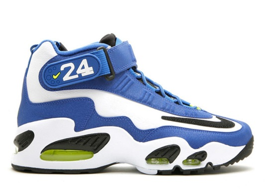 One Of The Best Nike Air Griffey Max 1 Colorways Is Coming Back