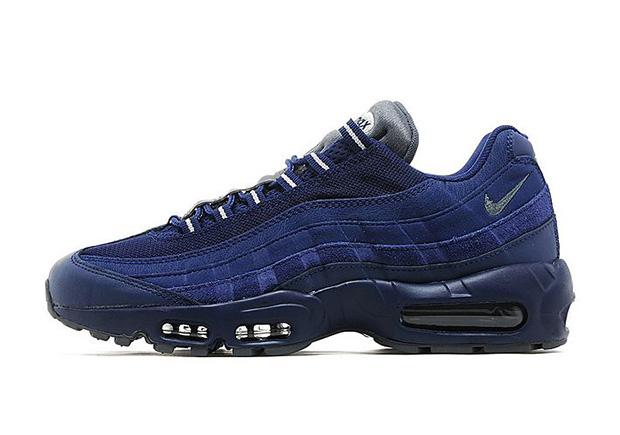 Nike Air Max 95 Blue Suede