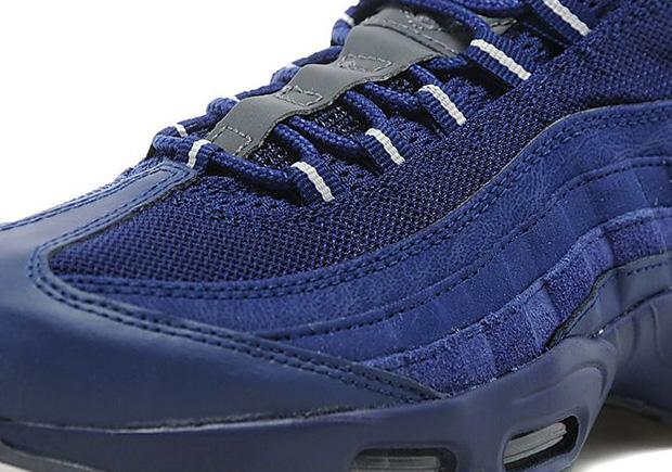 Nike Air Max 95 Blue Suede |