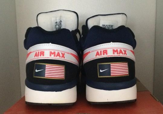 "Nike To Bring Back The Air Classic BW ""Atlanta Olympics"""