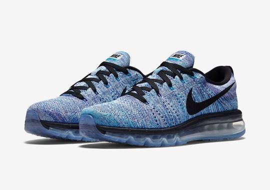 "Nike Flyknit Air Max ""Chlorine Blue"""