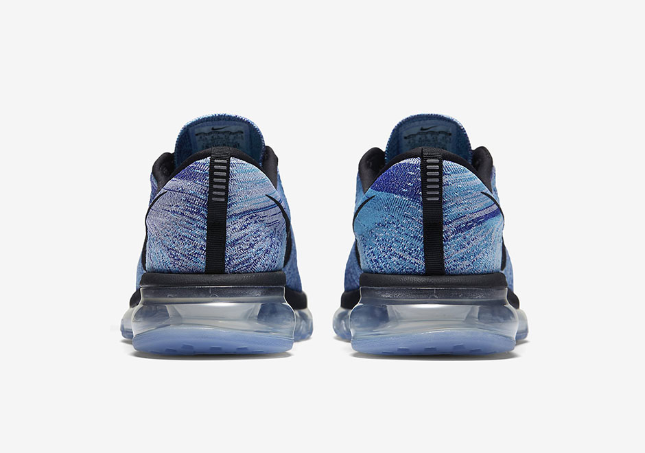 "sports shoes bae51 2940a Nike Flyknit Air Max ""Chlorine Blue"" - SneakerNews.com"