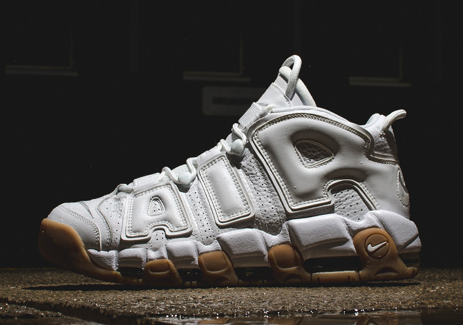 2018 Nike Shoes Nike Air More Uptempo White Gum Releasing Early At This Retailer Best