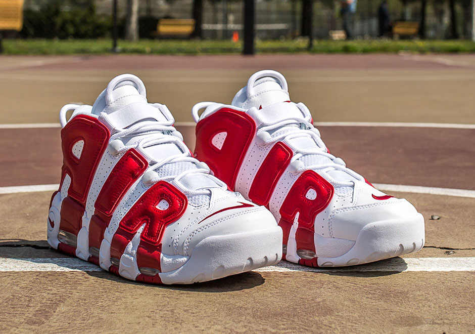 Nike Air More Uptempo Size 7y