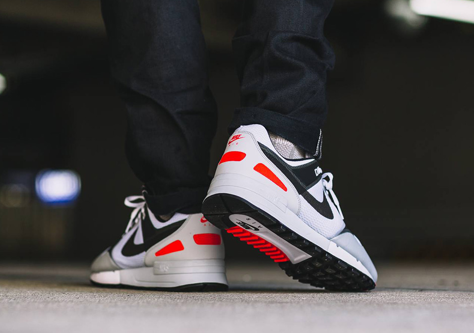 finest selection e1dd2 9cd88 Nike Brings Back The Pegasus 89 In No-Sew Construction