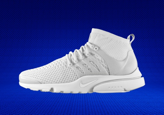 Nike Marks The Return Of Instant Happiness With The Presto Ultra Flyknit