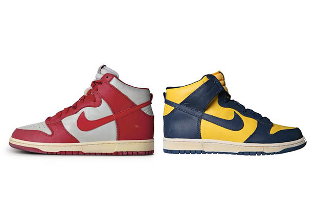 It makes sense that legendary designer Peter Moore originally wanted to  call the Nike Dunk the Nike College Color High. After all, the silhouette  was a ...