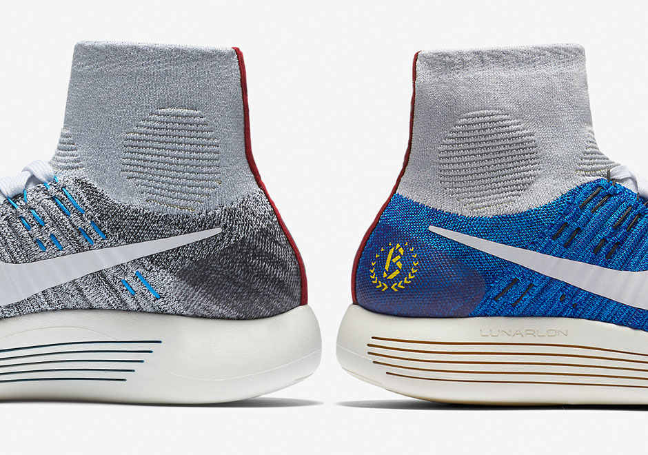 3614979a58db Nike LunarEpic Flyknit Boston Marathon