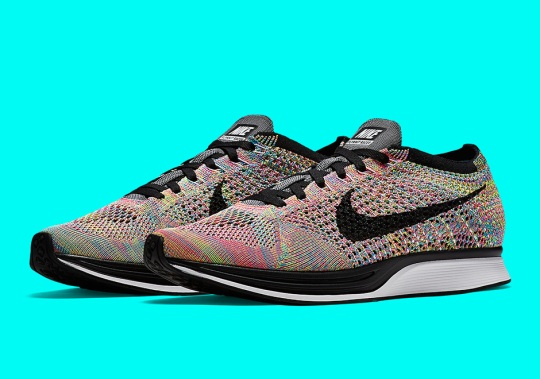 The Sneaker That Began The Multi-Color Craze Is Coming Back