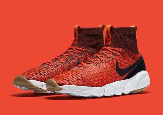 """Nike Footscape Magista Flyknit """"Bright Crimson"""""""