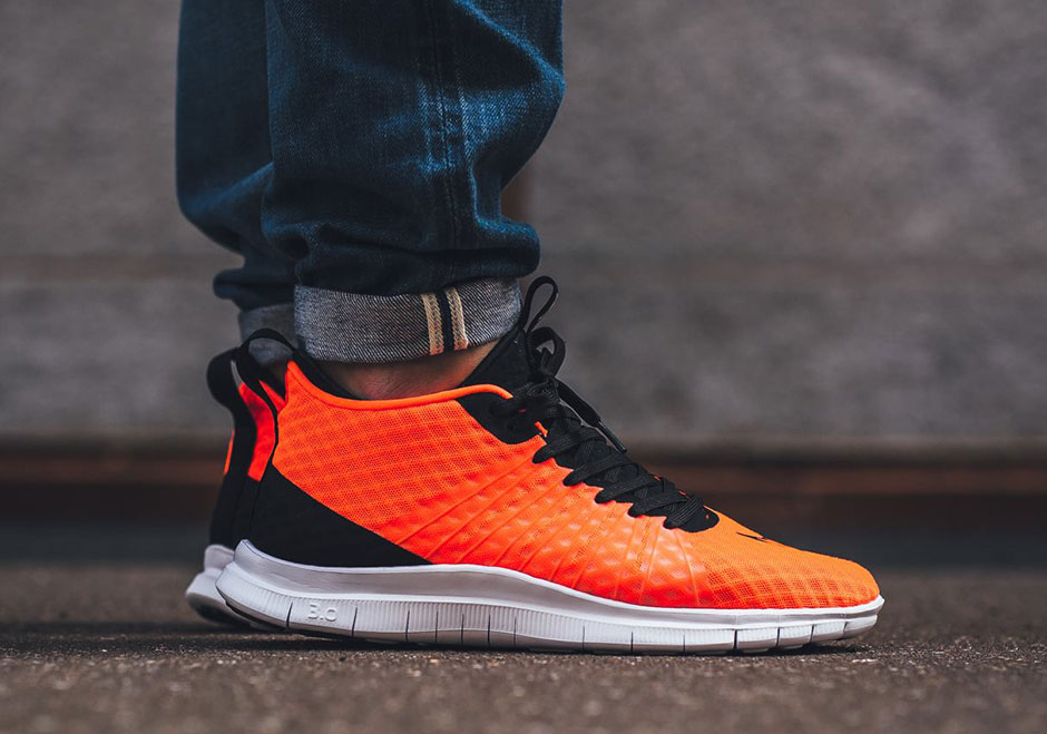 5646a00513ef ... authentic the nike free hypervenom 2 is back and bolder than ever with  this striking new