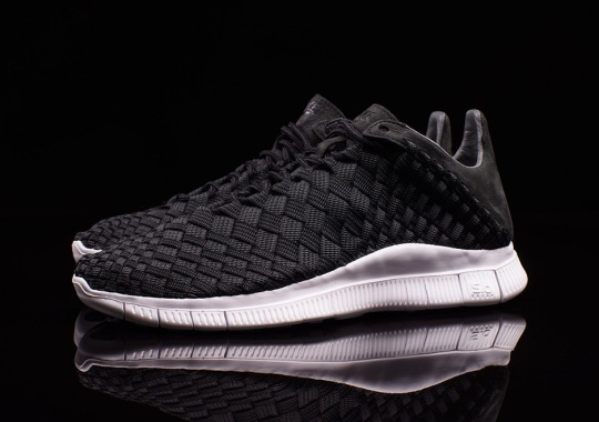 The Nike Free Inneva Woven Is Back In Black