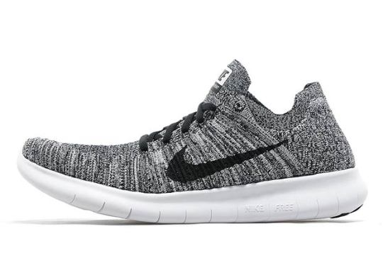 "Nike Brings Back ""Oreo"" For The New Free RN Flyknit"