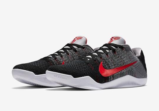 "Release Info For The Nike Kobe 11 ""Tinker Hatfield"""