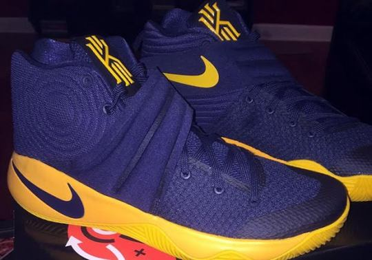 "Nike Kyrie 2 ""Cavs"" Releases Before The NBA Finals"