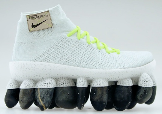 """Nike Reveals Some Insane Pre-Production Samples In """"The Nature Of Motion"""" Short Film"""