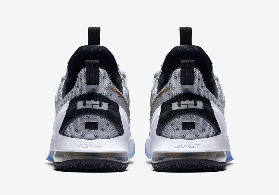 b2cbb2b5c79 Nike LeBron 13 Low Cool Grey 831925-071 | SneakerNews.com