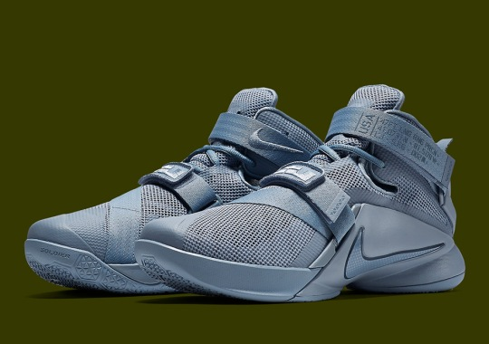 More Military Colors Paired With The Nike LeBron Soldier 9 c00bcfbfa