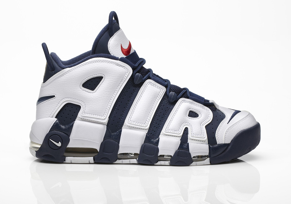 """newest ec145 b0236 ... Nike Air More Uptempo """"Olympic"""" ..."""