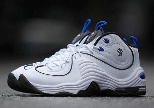 "Nike Air Penny 2 ""Orlando Magic Home"" Returning Soon"
