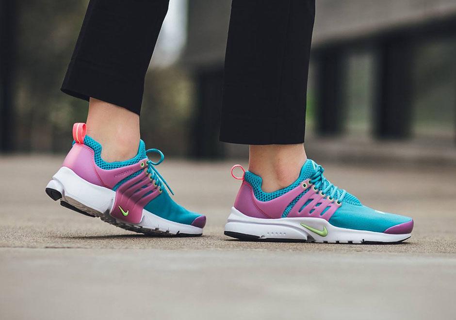 Nike Presto Rosa Og Hvit Og Lilla GMDO3n0l