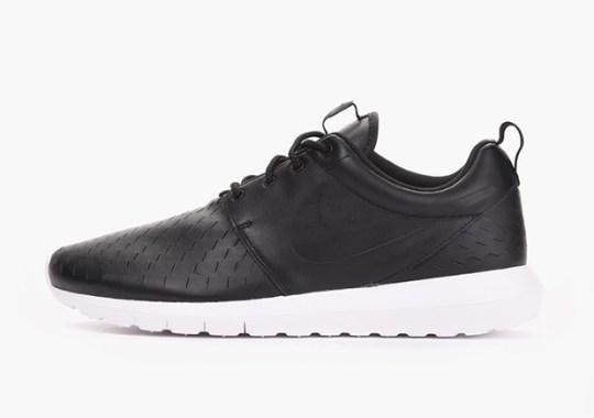 Laser Cut Uppers Arrive On The Nike Roshe Run