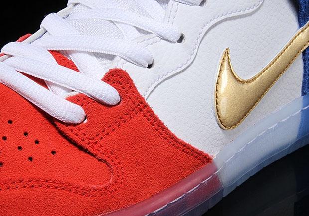 ac874239ab8d Nike SB Dunk High 313171-674