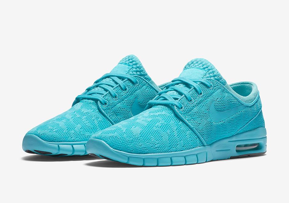 Nike Sb Janoski Max Blue