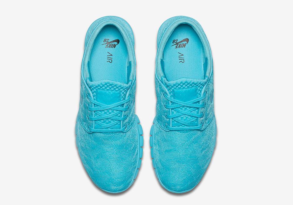 14d5fbf636 Nike SB Stefan Janoski Max Gamma Blue | SneakerNews.com