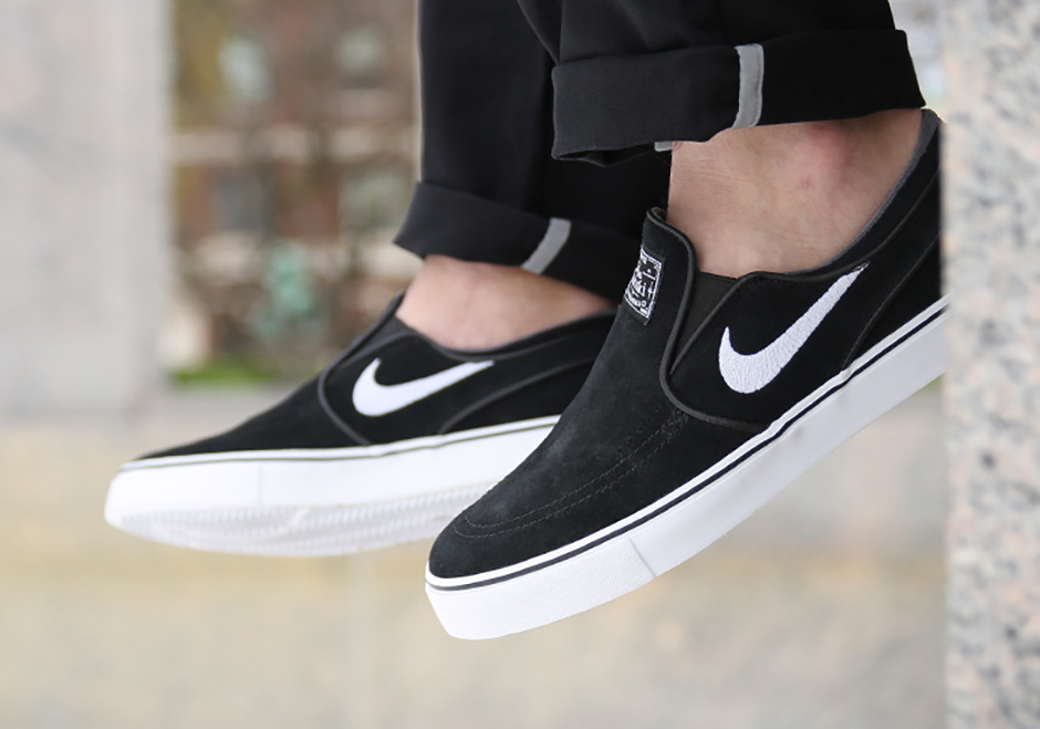 official photos wide range look out for Nike SB Zoom Stefan Janoski Slip-On Available | SneakerNews.com