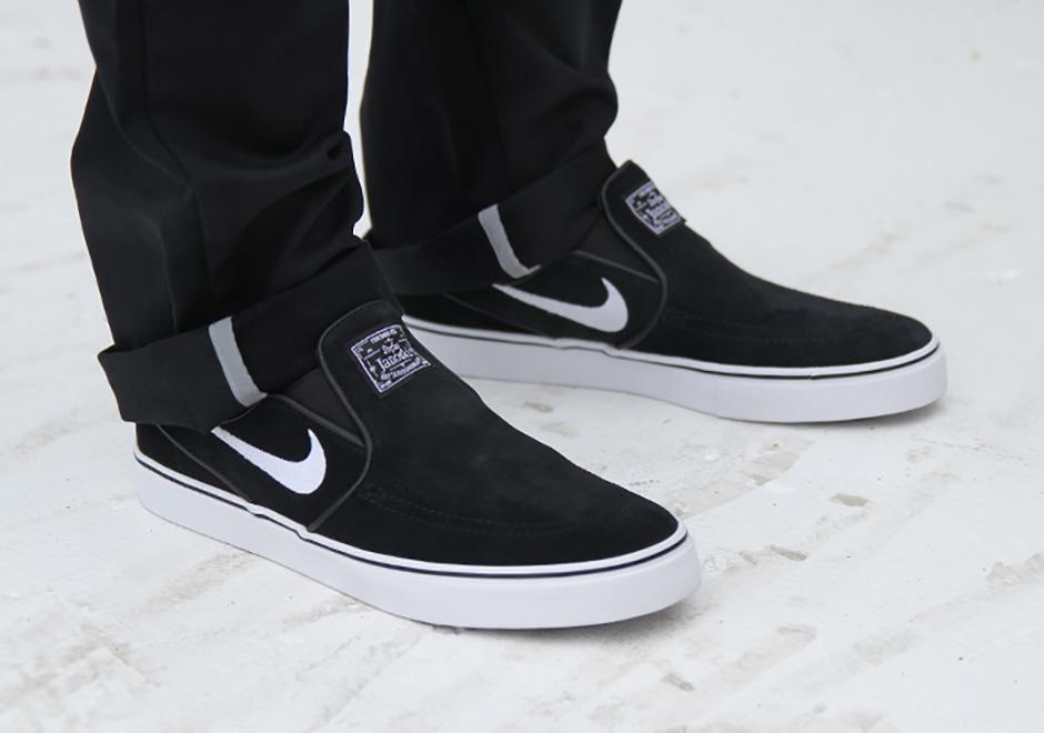 Nike Zoom Stefan Janoski Skli På uklgn