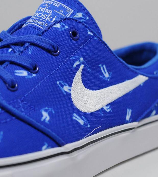 teléfono corriente influenza  Geoff McFetridge x Nike SB Stefan Janoski | SneakerNews.com