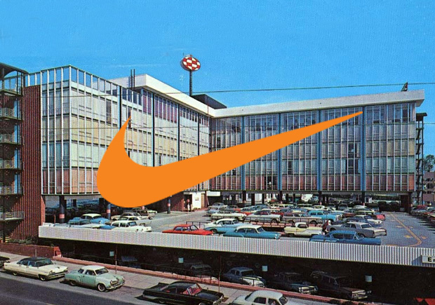 Phil Knight And Bill Bowerman Started Nike In This Portland Hotel