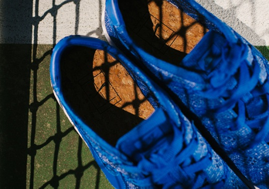 Flyknit Uppers Take Over Retro Nike Tennis Shoes