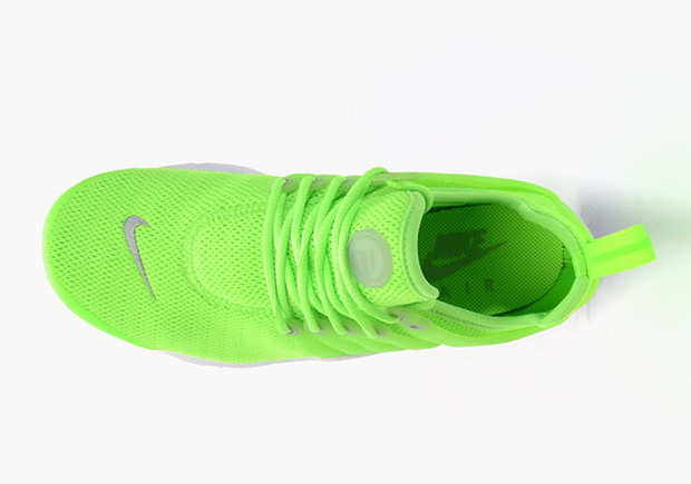 pretty nice 6d72a cb878 Nike Air Presto Electric Green 846290-300  SneakerNews.com