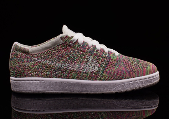 """Nike Sole-Swaps The Flyknit Racer """"Multi-Color"""""""