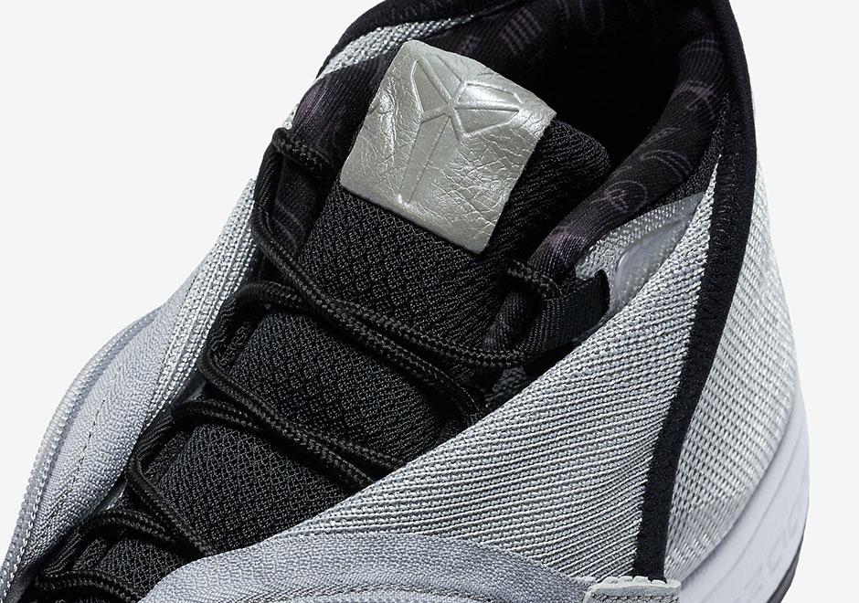 pretty nice cf123 c7f48 good Nike Zoom Kobe Icon quotMetallic Silverquot