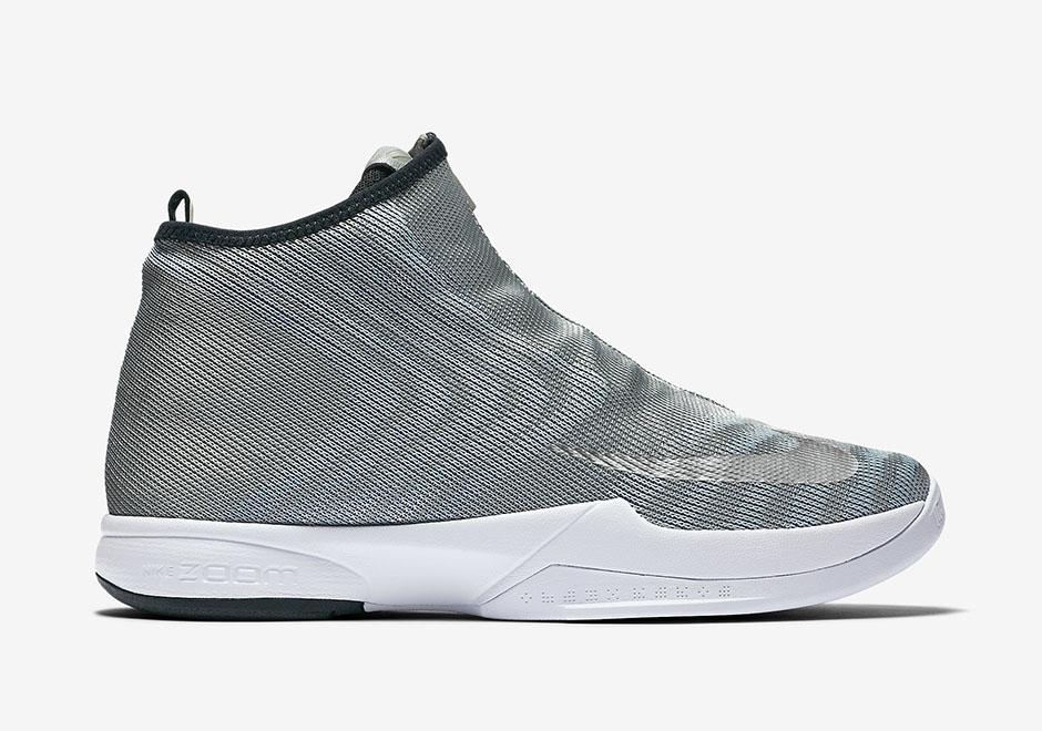 uk availability 9e358 29523 ... Nike Zoom Kobe Icon Jacquard Premium. Color Metallic Silver White Black  Metallic Silver Style Code ...